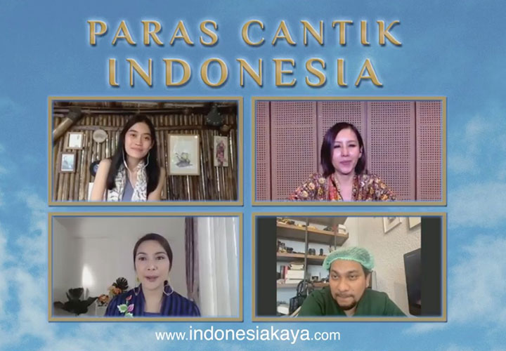 Portrait Perempuan Indonesia Dalam Paras Cantik Indonesia