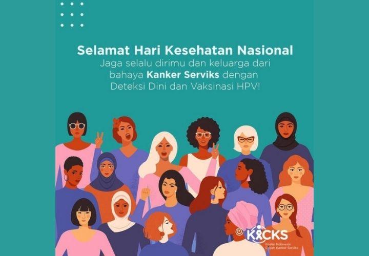 Imunisasi HPV di Masa Pandemi, Cegah Wabah Kanker Serviks yang Mengancam Perempuan Indonesia