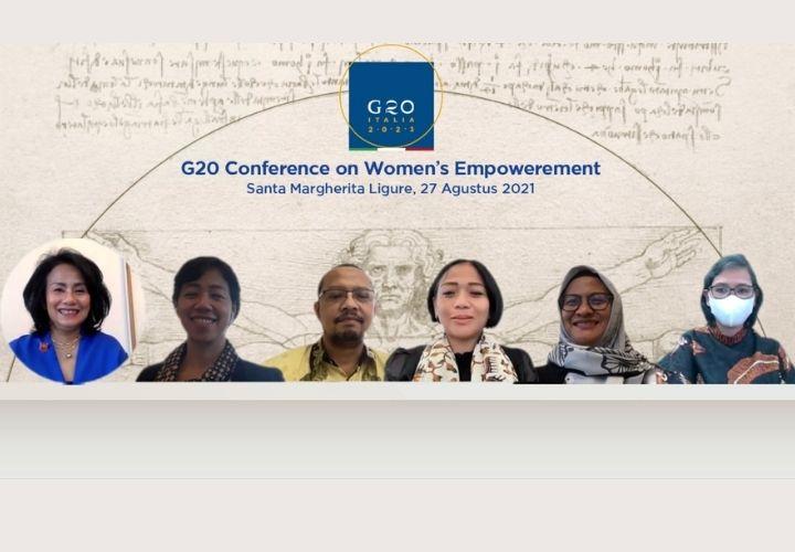 Indonesia Ajukan Isu Kewirausahan Perempuan di G20 Women Conference