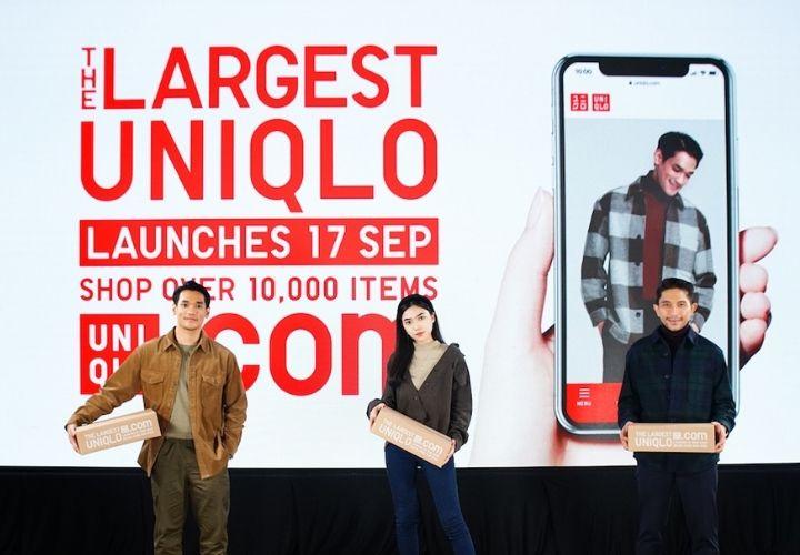 UNIQLO Indonesia Buka Toko Online. Beragam Promo Menanti!