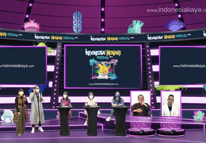Final Indonesia Menari Virtual 2021, Ini Dia Pemenangnya!