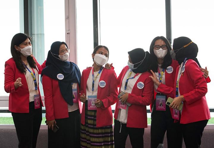 Girls TakeOver, Komitmen Nyata BUMN Untuk Wujudkan 25 Persen Kepemimpinan Perempuan Pada 2023